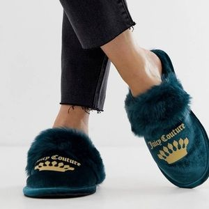 Slippers by Juicy Couture